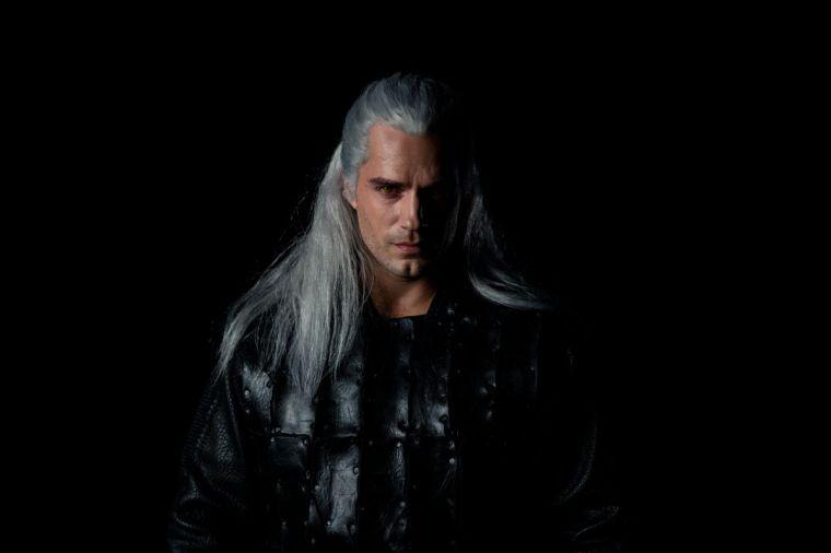 Henry Cavill Geralt
